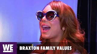 Braxton Family Values | Acapella Remix of the Lord