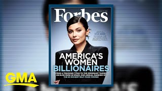 Forbes rescinds Kylie Jenner's 'billionaire' title