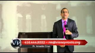 Jesus es la victoria para el rebelde - Pr. Arnaldo Cruz