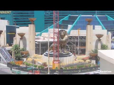 Building Hakkasan Las Vegas