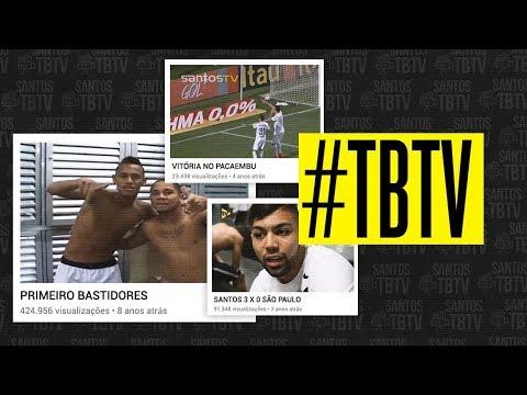 SANTOS TBTV #01 | BASTIDORES RAIZ, CHORO DE ARTILHEIRO E MAIS!