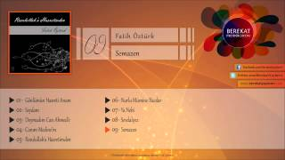 Fatih Öztürk - Semazen