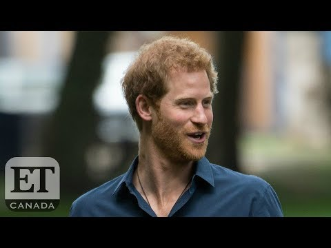 Prince Harry Lands In Toronto For Invictus Games  TRENDING