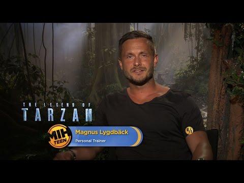 Magnus Lygdbäck Interview Legend of Tarzan