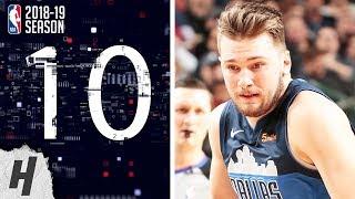 NBA Top 10 Plays of the Night | January 25, 2019