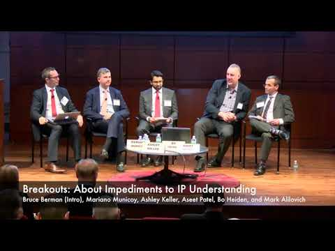 [IPAS 2017] About Impediments to IP Understanding