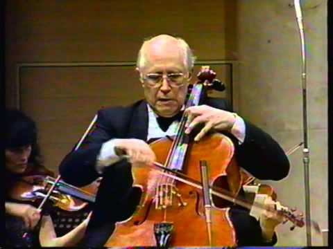 Haydn Cello Concerto No. 1 in C major - III. Finale: Allegro