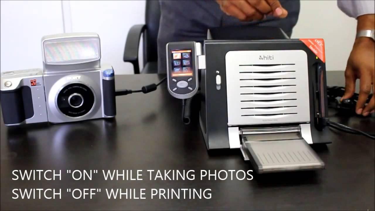 HiTi S420 Passport ID Photo Printer