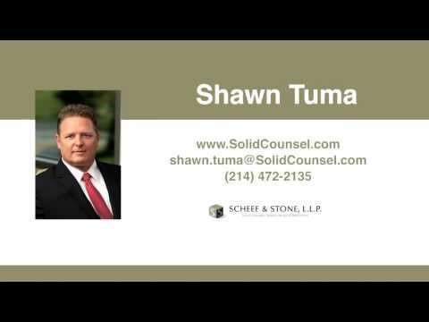 Shawn Tuma LIVE on national radio around the United States