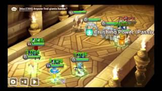 neocrown plays summoners war farming giant s keep b6 dec 2014 update