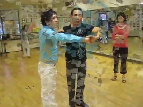 Paso Doble Lesson 4/10/2010
