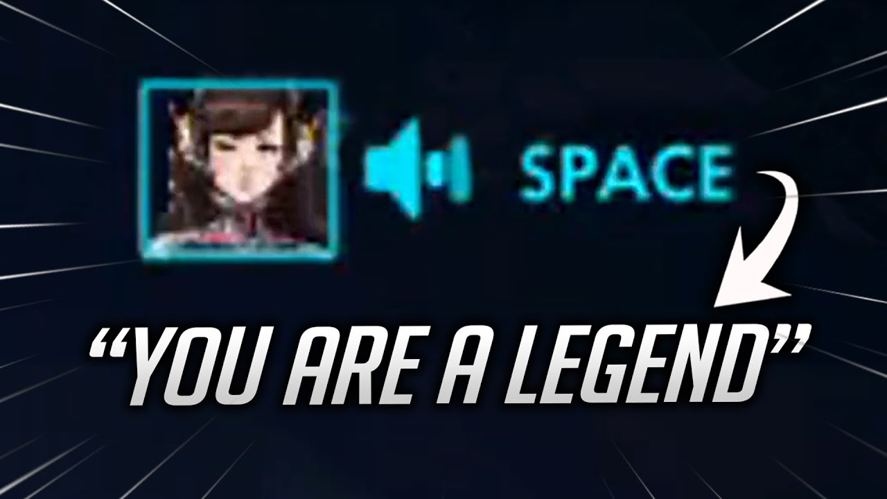 SPACE called me a LEGEND...
