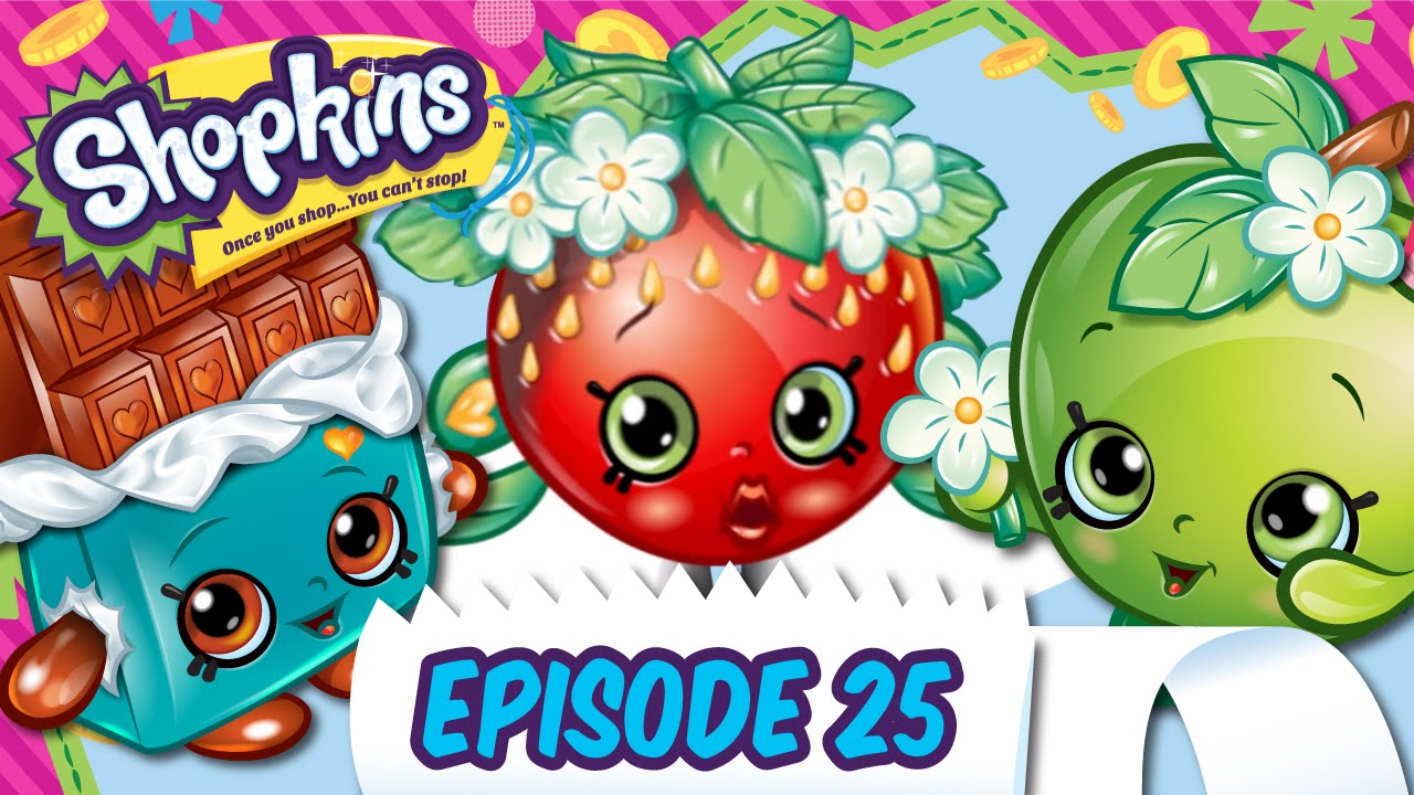 shopkins cartoon episode - photo #21