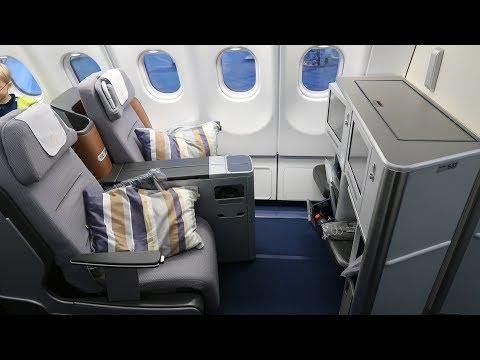 Lufthansa A330 Business Class Frankfurt To Maldives