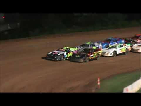 Brett McDonald Feature Lernerville Speedway 7/27/18