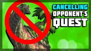 Hearthstone - Cancelling Opponent