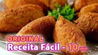 🎬bolinho De Bacalhau / Receita  Em Portugal
