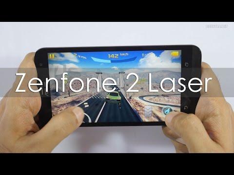 Asus Zenfone 2 Laser Gaming Review