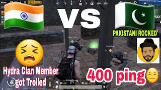 3 Indians Vs 1 Pakistani - INSANE PUBG TROLL Gameplay