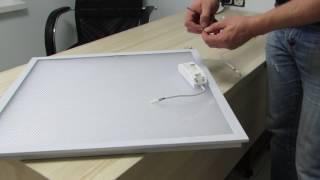 видео Аварийные светильники SLV
