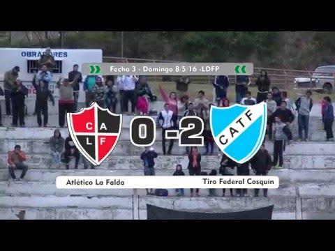 El Deportivo Tv - P7 -Primer bloque Resumen Atlético La Falda-Tiro Federal