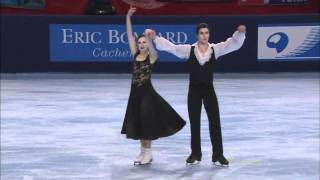Virtue & Moir - 2009 TEB OD - Spanish Flamenco