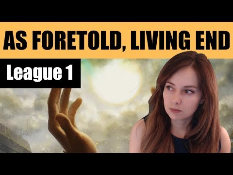 As Foretold, Living End #1 - Diving Into Modern / Magic: The Gathering / MTG