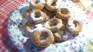 Пончики из плавленого сыра.