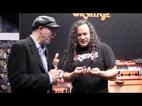NAMM 2013: Orange VT1000 Valve Tester explained