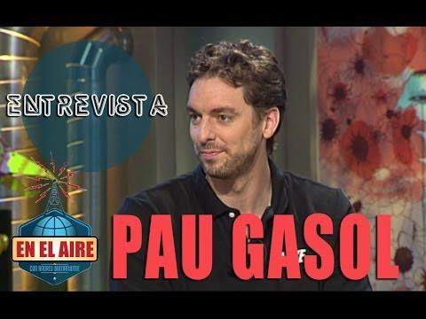 """En el aire - Pau Gasol: """"Estoy ilusionado, ahora puedo escoger mi futuro y mi equipo"""""""