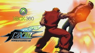 The King of Fighters XIII playthrough (Xbox 360)
