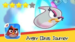 Angry Birds Journey 70 Walkthrough Fling Birds Solve Puzzles Recommend index four stars