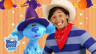 Happy Halloween from Josh & Blue! 🎃 Blue's Clues & You! | Nick Jr.