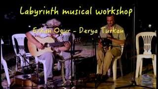 Erkan Ogur Derya Türkan Labyrinth Show 16 08