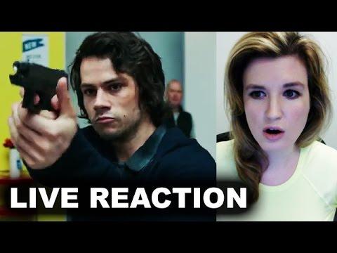 American Assassin Trailer REACTION