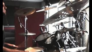 GNIDA - MAMMOTH's SON Demo Drumcam (AIDS 2014!!)