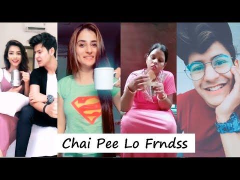 Chai Pilo Frnds | चाय पी लो दोस्तों ☕ | Most Funny Musically Of 2018 | Manjul, Nagma And More