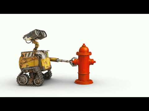 Wall E Sound Effect Project