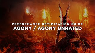 Agony - How To Fix Lag/Get More FPS and Improve Performance