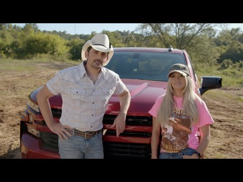 Mud on the Tires with Carrie Underwood - Brad Paisley Thinks He's Special