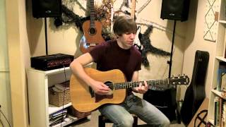 Trey Songz - Heart Attack (Aaron Childree acoustic cover)