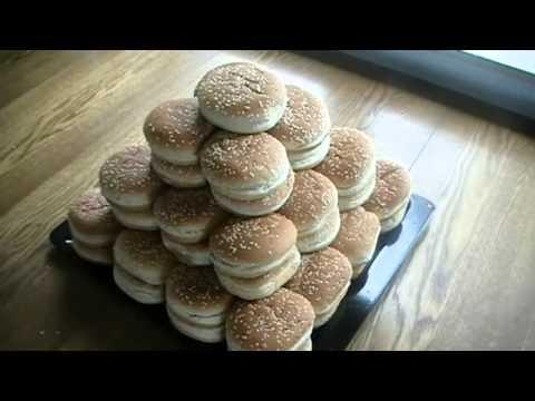 Wer hat Lust diese Hamburger zu zählen