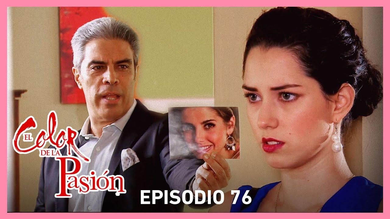 Download El color de la pasión: Nora comprueba que Rebeca es una mentirosa | C- 76 | Tlnovelas