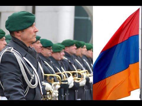 Ehrenkompanie - Armeniens Ministerpräsident - Militärische Ehren