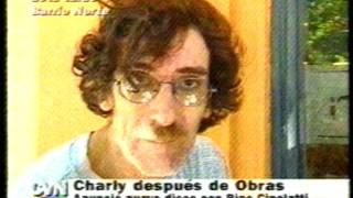Charly García hablando del disco nunca editado con Pipo Cipolatti - 1999 YouTube Videos