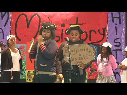 Rochester City School District Students Perform the Play Magistory Museum (2013)