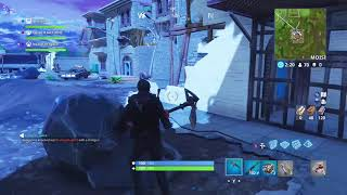 Bot spotted in Fortnite!!!