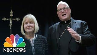 Cardinal Timothy Dolan Announces Independent Review Of Sex Abuse Response | NBC News