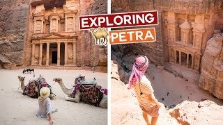 Best Views Of Petra | Jordan