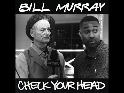Bill Murray on Cabbie Presents